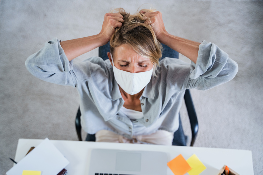 4 Ways to Lower Stress During a Pandemic